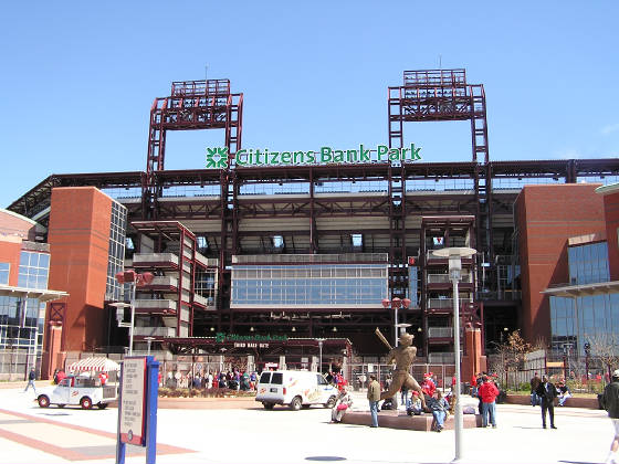 Citizens Bank Park - Exterior